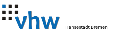 vhw Landesverband Bremen Logo